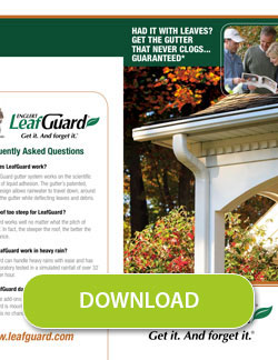 LeafGuard Brochure