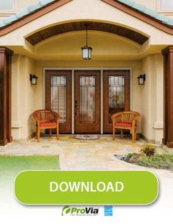 Provia Door Catalog