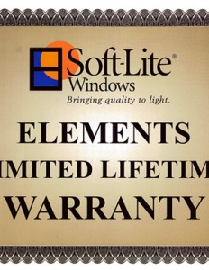 softlite window warranty