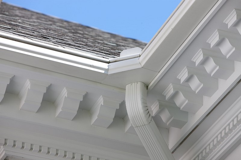 Four Things To Know About Leafguard Gutters Exterior Source