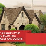 GAF® Shingle Style Guide: Matching Shingles and Colors