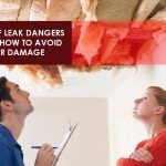 Roof Leak Dangers and How to Avoid Water Damage