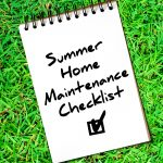 5 Home Maintenance Items To Check Off This Summer