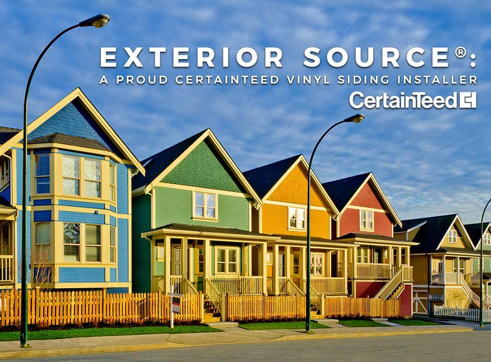 Exterior Source 174 A Proud Certainteed Vinyl Siding Installer