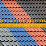 All About Color: Cooler Homes with Cooler Roofs