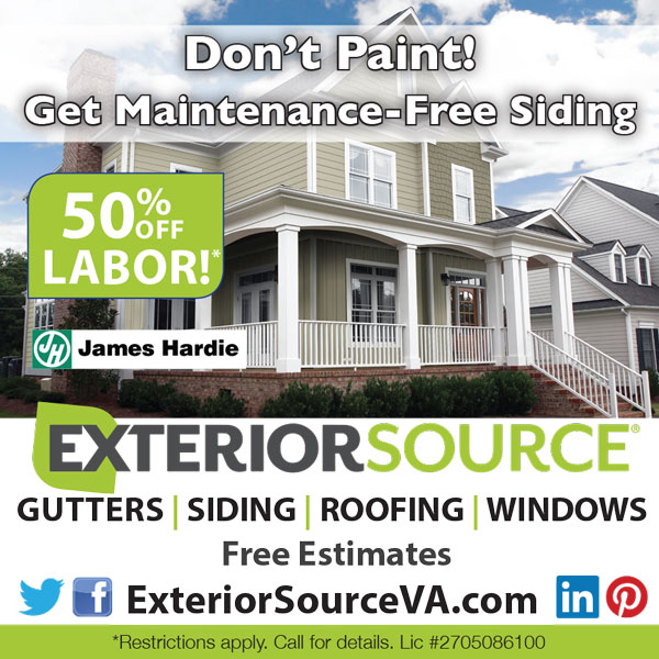 Siding Special Offer