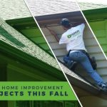 Top Home Improvement Projects This Fall