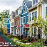 How to Pick the Right Siding Color