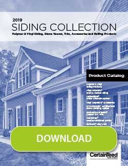 2019 Certainteed Siding Brochure