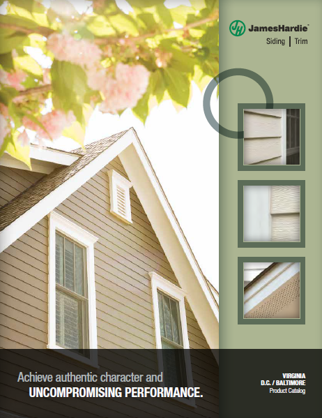 Siding/Trim Product Catalog